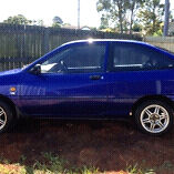 1999 Ford Festiva 2 door hatch Redcliffe Redcliffe Area Preview