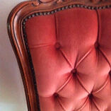 Velvet Diamond Back Chairs Toukley Wyong Area Preview