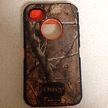 iPhone 4s Camo Otterbox