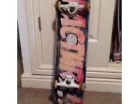 Fracture Skateboard