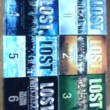 Lost - complete series on DVD