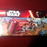 Brand New Sealed Lego Sets For Sale Star Wars and Super Heroes