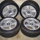 1997 - 2004 Corvette Factory wheels - 5x120 or 5x4.75