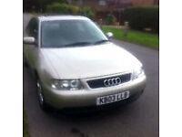 Audi A3 TDi Estate 2003