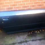 Audi a3 drivers door in Grey 2door