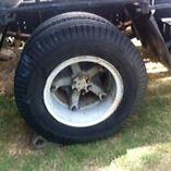 9.00 -20 inch truck tyres x6 Ipswich Ipswich City Preview