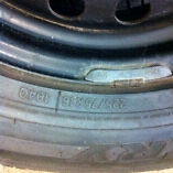 New 225/75R16 toyo open country tires on rims! $600$ obo Kitchener / Waterloo Kitchener Area image 2