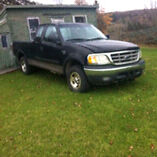 2001 F150 for parts