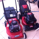 Lawn mowers for hire SOR Willetton Canning Area Preview