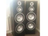 Eltax concept 600 floor standing speakers