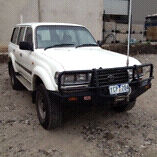 Toyota Land Cruiser 98 80 series Rowville Knox Area Preview