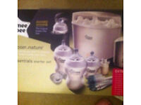 Tommee tippee essentials starter set