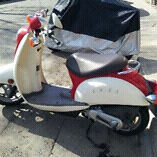 Scooter Honda jazz 2002