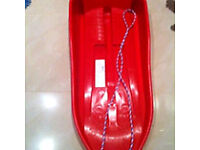 New red sledge