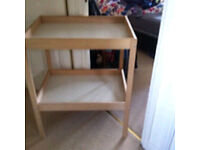 Ikea Sniglar Changing Table £12