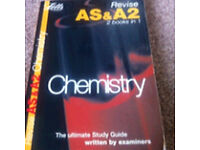 As/A Level Chemistry Revision Book