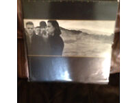 Vinyl album collection