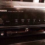 PIONEER STEREO RECEIVER SX-253R CLEAN amp 70 WPC