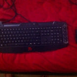 gaming keyboard and mouse East Ipswich Ipswich City Preview