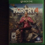 Farcry 4 on xbox one