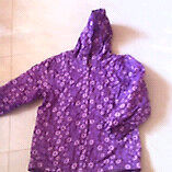 Pocket Mac age 9 to 10 with purple flowers