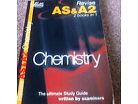 As/A Level Chemistry Book