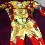 Boys Reversible Ironman Costume Broadwater Busselton Area Preview
