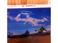 New hd camera first person view rc 2.4ghz remote control drone