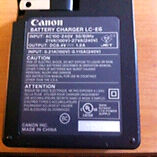 Canon LC -E6 Battery charger