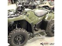 Honda quad wanted