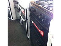 GAS COOKERS DUAL FUEL NEW EX-DISPLAY COMES WITH A WARRANTY