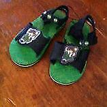 Boys size 2 Ben 10 sandals New   If ad is live it is still availa