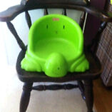 FREE Booster Seat for Kitchen Table!