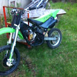 Parting out!! 1997 kx 80