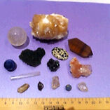 Crystal, gemstone, mineral collection part 2 Forestville Warringah Area Preview