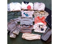 Boys 3-6m Autumn/Winter bundles