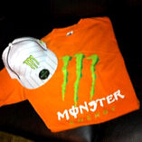 Mønster T-Shirt And Hat 40$