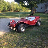 1967 Volkswagen dune buggy have ownership