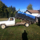 Dump truck for hire!!
