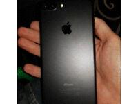 I phone 7 plus 258gb