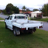 2011 Hilux tray Willetton Canning Area Preview