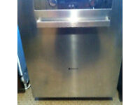 STAINLESS STEEL DISH WASHER