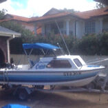 Vacationer Runabout Boat 4.57 m Nelson Bay Port Stephens Area Preview