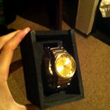 Gold Nixon Watch for Sale - 70