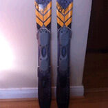 BABY RPX 89 Firefly skis