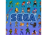 Sega consoles and games WANTED!