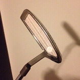 (Left) Taylor made ghost putter for sale