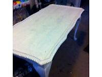 Shabby chick table