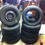 2 sets of car tires available