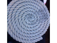 Rope style stepping stone